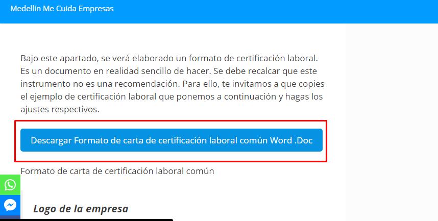 Cómo hacer la carta de certificación laboral