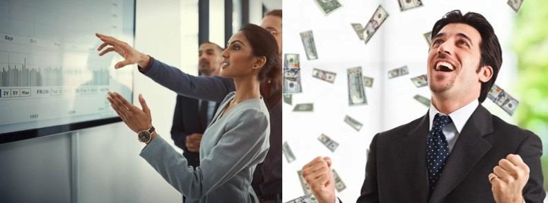 cuanto gana un máster en administración de negocios