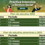 Beca de apoyo a la práctica intensiva y servicio social BAPISS ¿Cómo solicitarla?