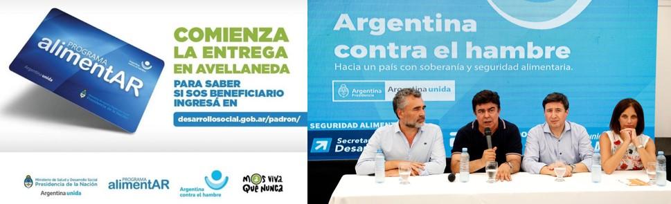 programa argentina contra el hambre